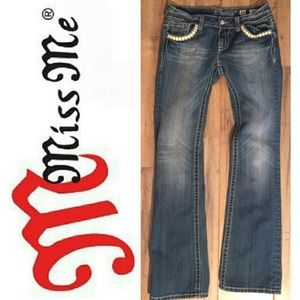 Miss Me Jeans Bootcut Size 26